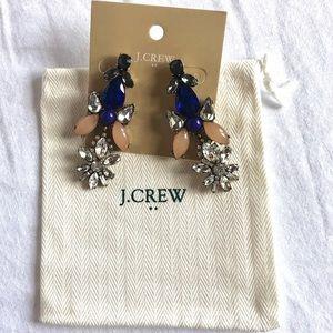 JCrew Chandelier Crystal Earrings
